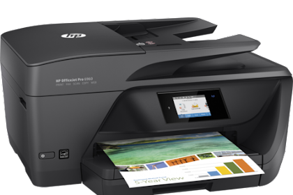 Download HP OfficeJet Pro 6960 Drivers