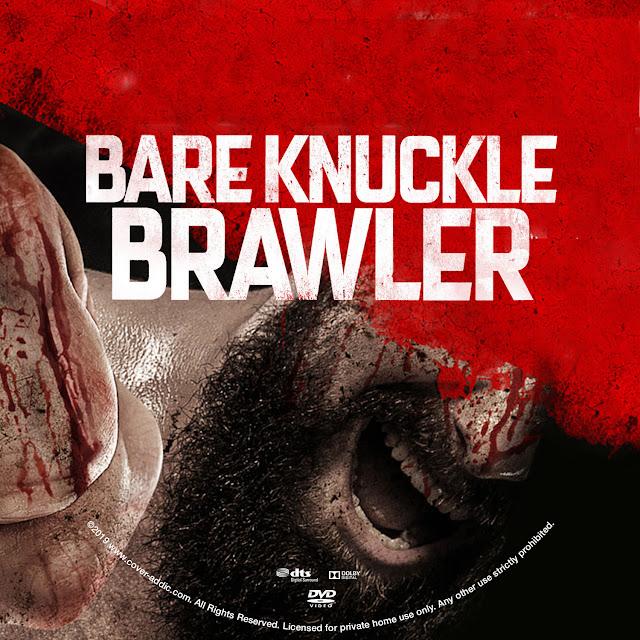 Bare Knuckle Brawler DVD Cover