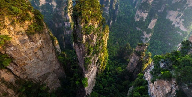 The Zhangjiajie National Forest Park – Travel in China