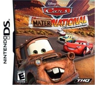 Rom Cars Mater-National NDS