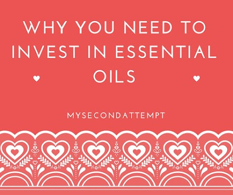 Why You Need To Invest In Essential Oils