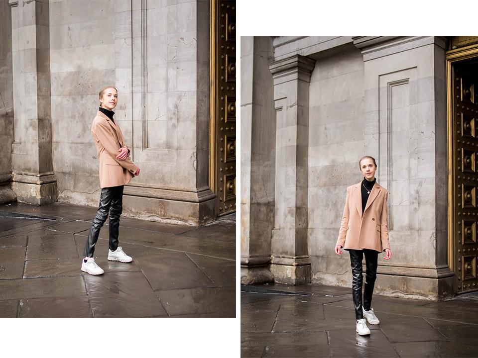 Minimal and Scandinavian style chic fashion blogger outfit - Minimalistinen skandinaavinen tyyli, muotibloggaaja, inspiraatio