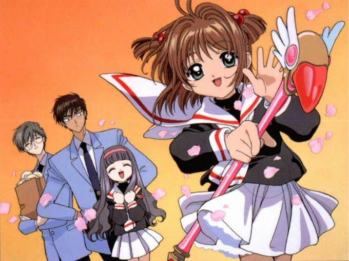Ver Sakura Card Captor Online