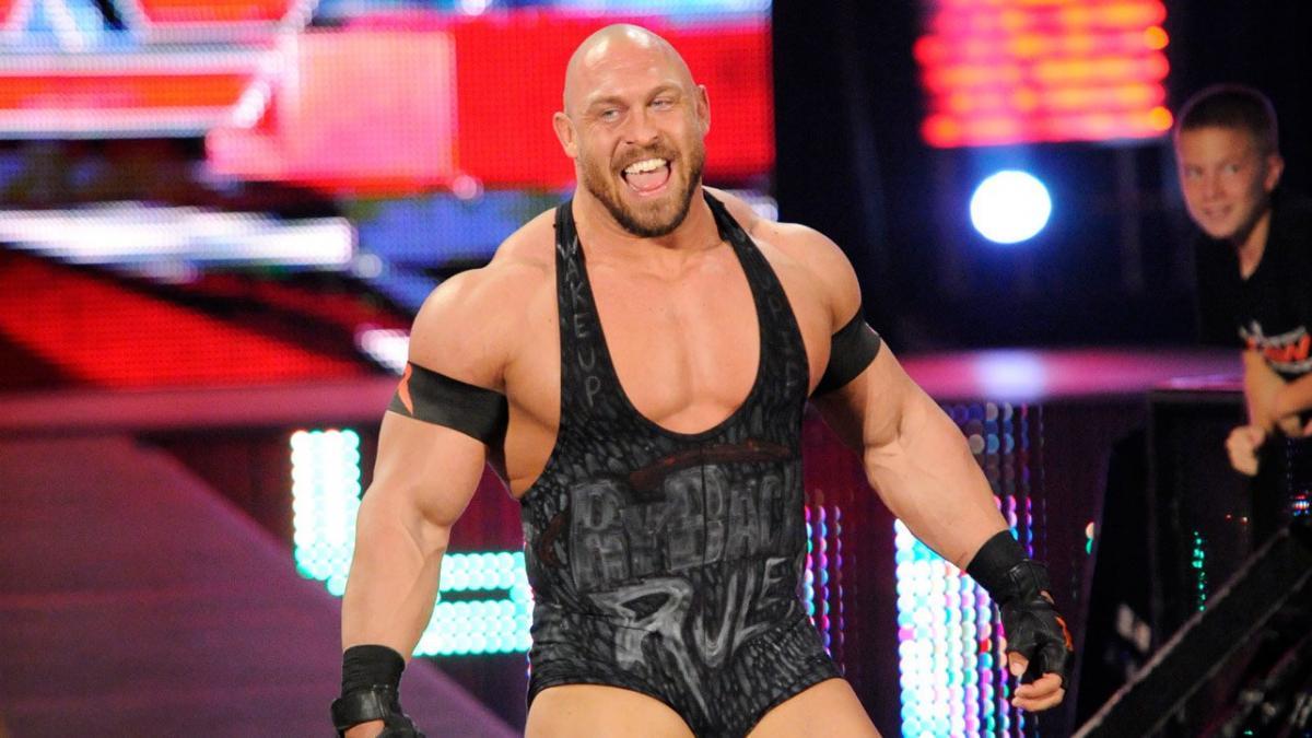 Ryback pode retornar ao pro-wrestling em breve