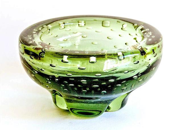 Whitefriars glass 1957