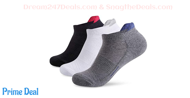 50% off Mens Comfort Running Socks--3~8paris