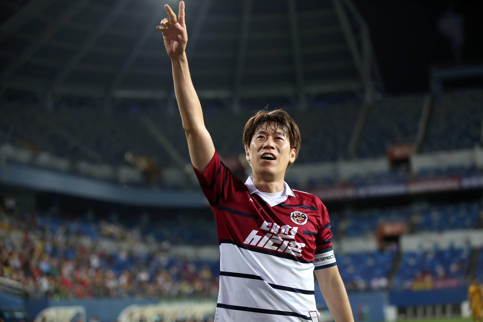 Daejeon Hana Citizen legend Kim Eun-jung interview K League 2 playoffs