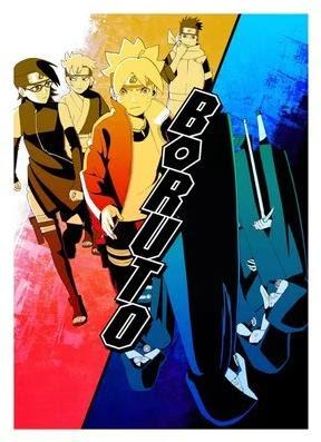 Anime Boruto will enter Kara Shidou-hen Story