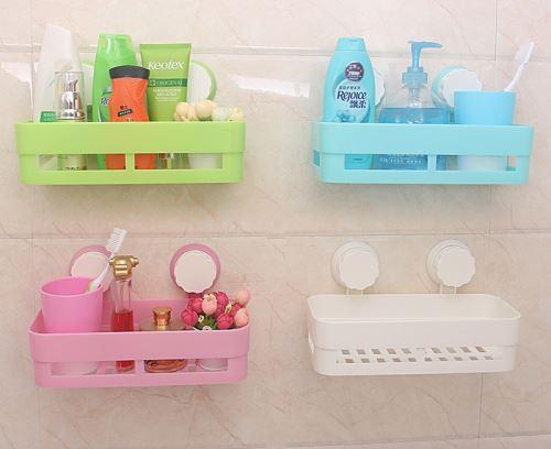 tempat sabun dan sampo di kamar mandi