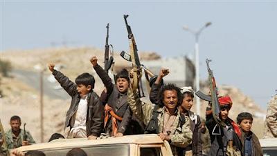 | #عــاجـل.. الحوثيون يطلقون 4 صواريخ على قوات سعودية
