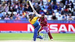 West Indies vs Sri Lanka 39th Match ICC Cricket World Cup 2019 Highlights