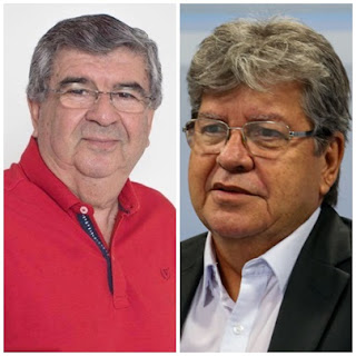 Sobre 'ser vice' de João, Paulino diz que prioridade é a reeleição do governador