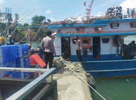 Antisipasi Cuaca Buruk Warga Nelayan dihimbau Waspada