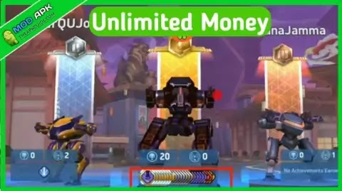 mech arena hack mod apk v2.01.01 download unlimited money