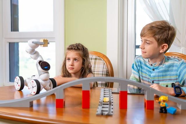 ▷ La IMPORTANCIA de los ROBOTS en una RUTINA de APRENDIZAJE