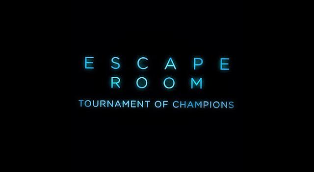 Sinopsis Film Escape Room: Tournament of Champions (2021)