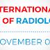 8 November - International Day of Radiology