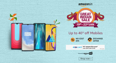 Best 10 Smartphone to buy in amazon great indian festival 2020
