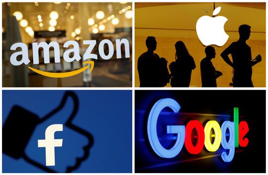 các công ty công nghệ hàng đầu của Mỹ
