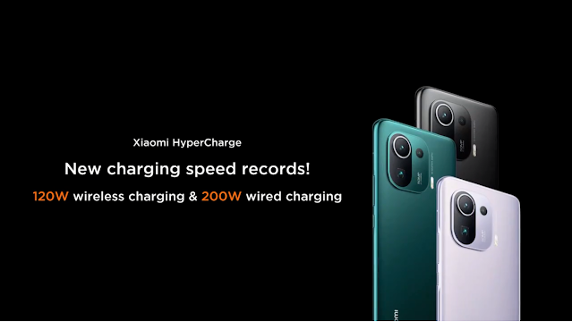 Xiaomi introduces Hyper Charge Technology - 200W Wired and 120W Wireless Charging capable of Charging 100% in just 8 minutes | TechNeg