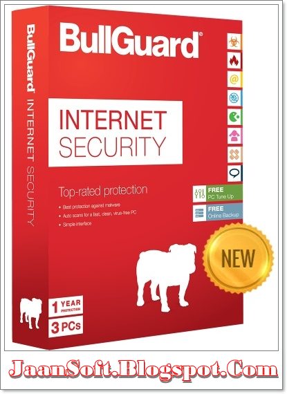 BullGuard Internet Security 17.1.333.4 Download For Windows