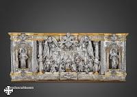 Neopolitan Pentecost Antependium from 1731