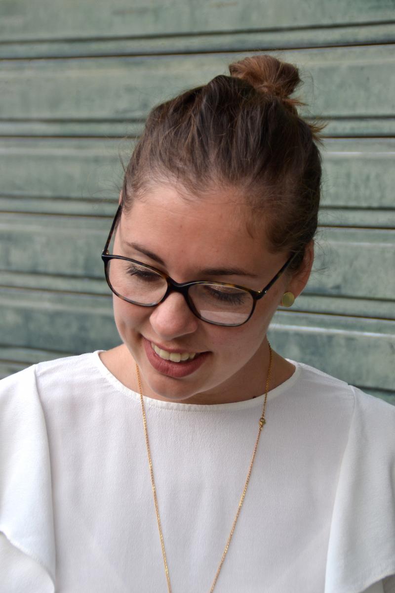 lunette de vue et maquillage Chanel