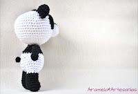 patron amigurumi gratis oso panda 4
