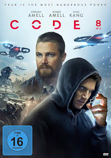 Code 8 movie review