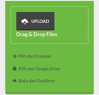 2 Cara Mengubah File PDF ke Excel Secara Online 1