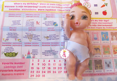 Как узнать имя пупса Baby Born Surprise