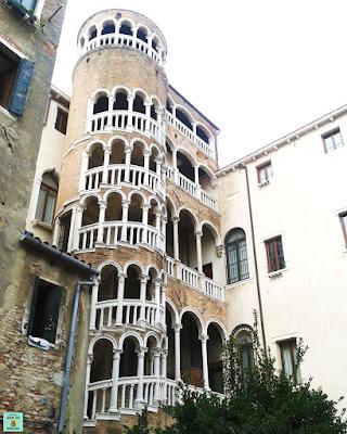 Palazzo Contarini di Bovolo, Venecia
