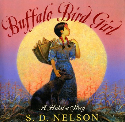 American Indians In Childrens Literature Aicl Buffalo Bird Girl