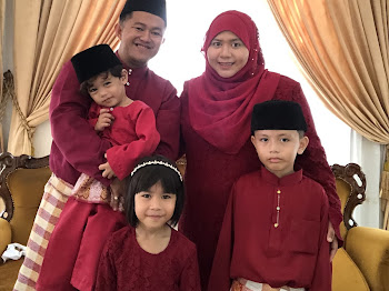 Throwback Hari Raya Aidilfitri Part 2
