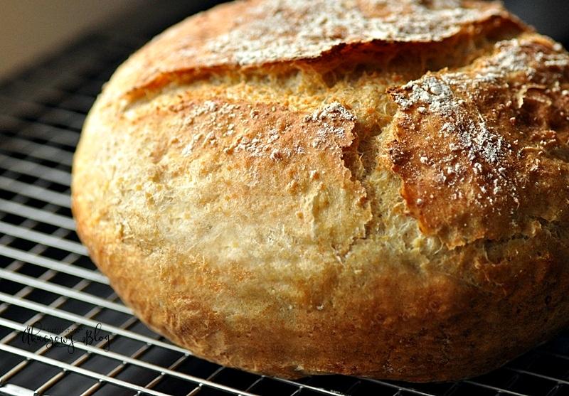 Chleb pszenny z kuskusem w Lutowej Piekarni.