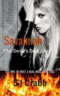 Savannah by SJ Crabb