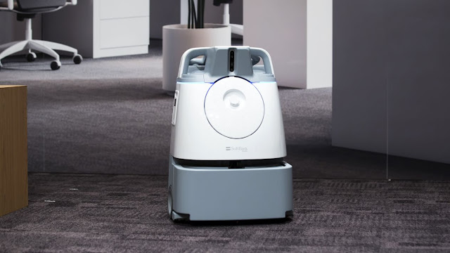 Walmart 'contratará' a robots para limpiar pisos en 2019