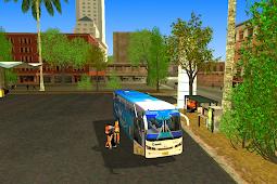 Supir Bus/Rute Bus Mod Gta sa Android