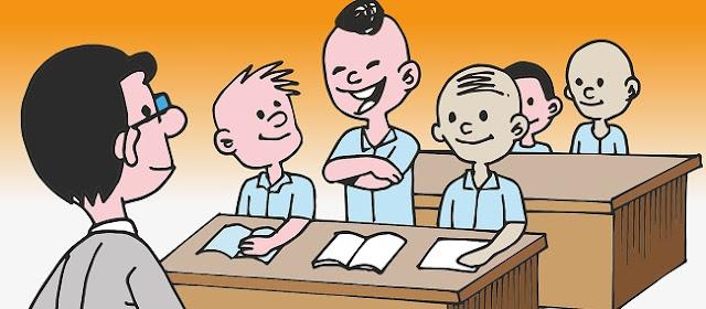 Perbedaan Guru dengan Dosen