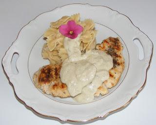 Paste cu pui gorgonzola retete culinare,