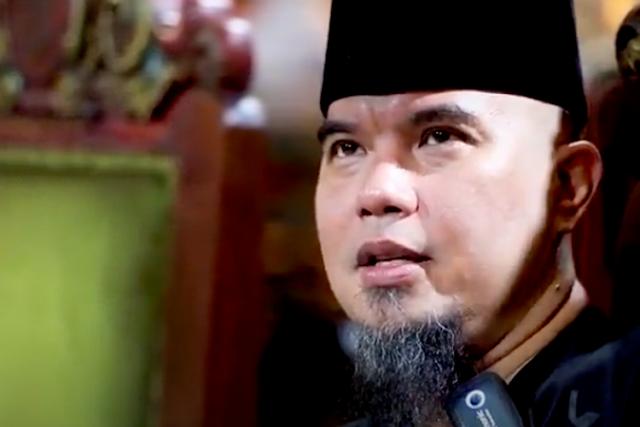 Minta TNI Waspadai Komunis, Ahmad Dhani: Masyarakat Tahunya Dulu PKI Lebur ke PDIP