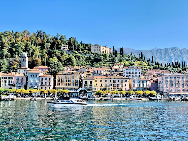 BellagioItaly, Bellagiowaterfront, lakecomo, daytripsitaly, NorthernItalydaytrips