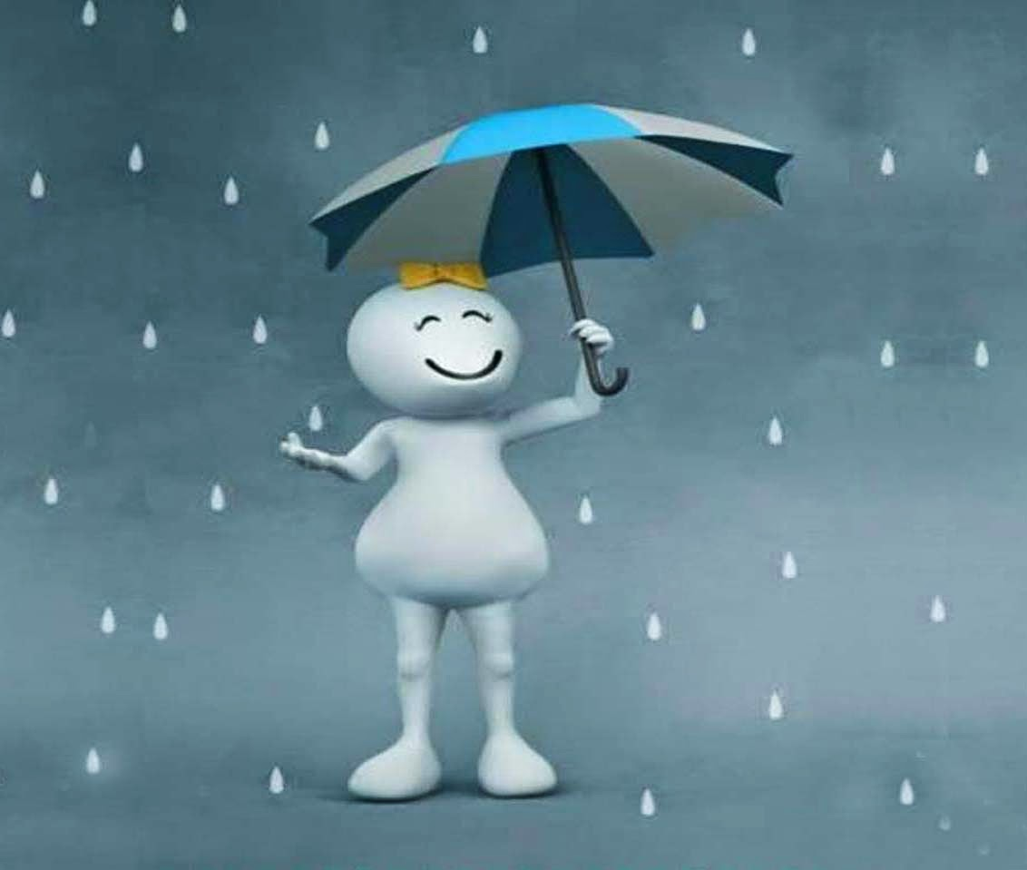 vodafone-zoozoo-in-raining-days-wallpaper