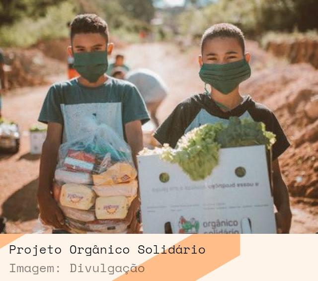 SÃO GONÇALO DO AMARANTE RN-Sem auxílio emergencial, desempregados sobrevivem com apoio de projetos
