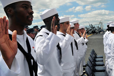 Navy Requires All Sailors to Undergo Transgender Education