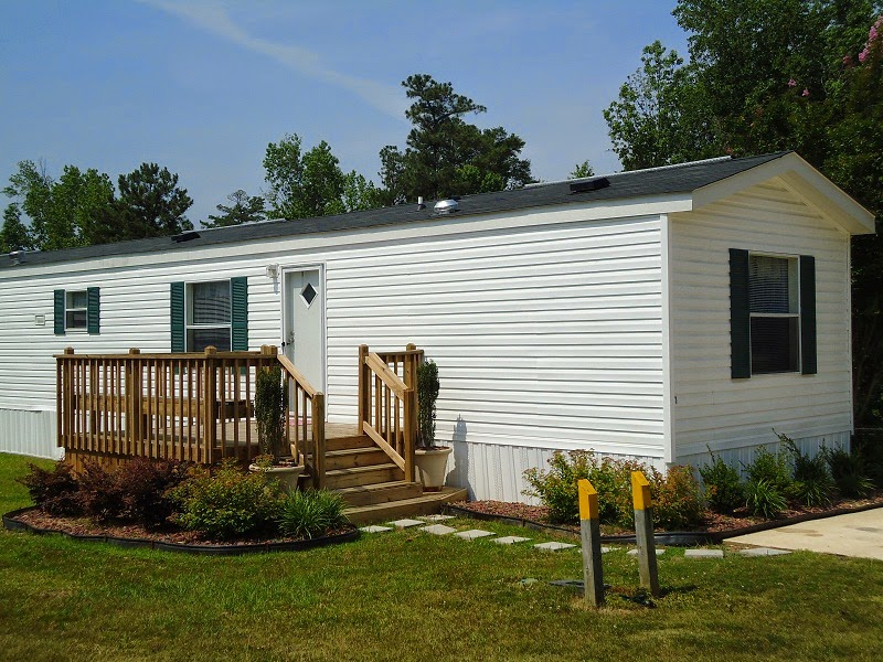 Mobile Home Gardening Ideas Photograph Landscaping Ideas F