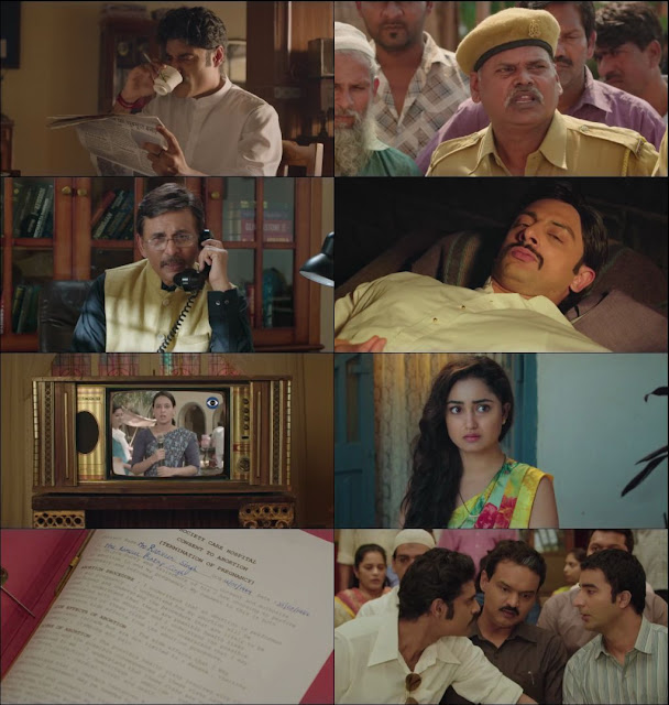 The Chargesheet S01 Complete Download 720p WEBRip