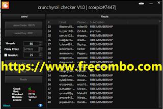 Crunchyrol Checker by Scorpio#7447