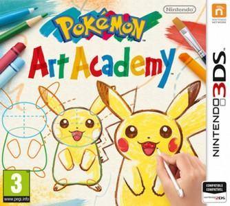 Rom Pokemon Art Academy 3DS