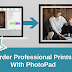Edit and Order Professional Prints with PhotoPad